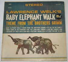 Phil LAWRENCE WELK'S BABY ELEPHANT WALK Theme from the Brothers Grimm LP Record