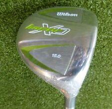 Wilson Golf  Linear XD #3 15° Fairway Wood - Firestick Ladies Flex Graphite