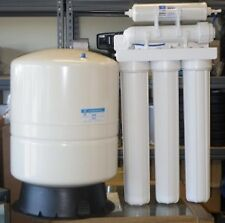RO Reverse Osmosis Water Filter System 300 GPD 14 Gallon Tank - Light Commercial