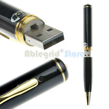 Mini 8GB USB Spy Pen Video Recorder Hidden Camera Camcorder DVR 640*480