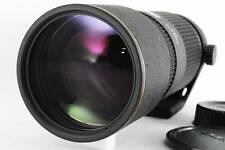 RARE Ex TOKINA AT-X 340 AF II 100-300mm F4 Lens for Nikon + Caps from Japan