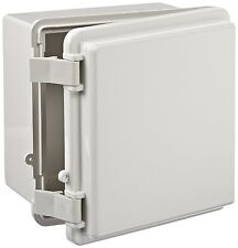 BUD Industries Style B NEMA Plastic Box Electrical Enclosure Project NeW