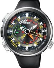 Citizen Mens Promaster Altichron. Cirrus Titanium LIMITED Watch. BN4035-08E