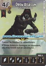 Drow Assassin Greater Humanoid #68 - Dungeons & Dragons Battle - Dice Masters