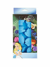 NEW! Disney Alice In Wonderland Silicone Ice Cube Tray Mold Cheshire Characters