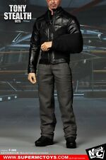 SUPERMCTOYS F-066 1/6 action figure toys Tony Stealth suit  in stock