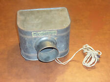 Antique Rare 1913 Magic Lantern Mirroscope Mirrorscope Projector Projection
