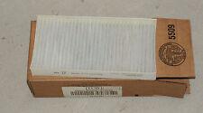 Chrysler pt cruiser filtre à pollen numéro de pièce 05058040AA genuine part