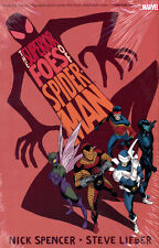 SUPERIOR FOES OF SPIDER-MAN OMNIBUS HARDCOVER Marvel Comics Collects #1-17 HC