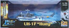 """Easy Model - UH-1F """"Huey"""" Helicopter / Hubschrauber Niederlande Marine 1:72 Neu"""