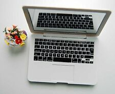 Dollhouse Miniature Lap Top Computer mirror in White