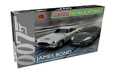 Micro Scalextric James Bond Aston Martin 1:64 Scale Slot Car Race Set G1122T