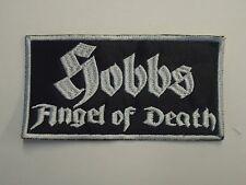 HOBBS ANGEL OF DEATH EMBROIDERED PATCH