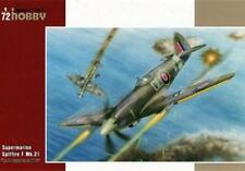 SPITFIRE F MK 21 'NO.91 SQUADRON IN WWII' (RAF MKGS) 1/72 SPECIAL HOBBY