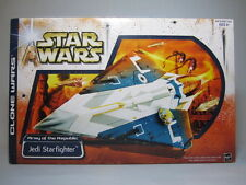 # Star Wars Hasbro CW - JEDI STARFIGHTER (Army of the Republic) - TOP