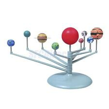 Glow In The Dark Kids Educational Solar System Mobile Science Toy New