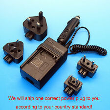 Battery Charger For Canon BP-709 BP-718 BP-727 BP-745 CG-700 iVIS HF M51 M52