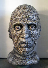 Hammer Horror The Mummy Christopher Lee mask head prop bust movie not a don post