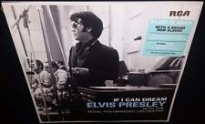 ELVIS PRESLEY IF I CAN DREAM (WITH THE ROYAL PHILHARMONIC ORCHESTRA) VINYL LP