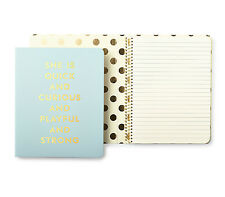 Quick & Curious Spiral Notebook - Stationery by Kate Spade