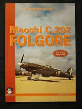 Macchi MC.202 Folgore by Mushroom Model Publications 150+ color photos 32 color