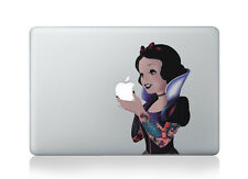 Tattoo Snow White Revenge vinyl decal, sticker for Apple Macbook Pro Mac 13""