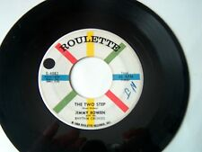 JIMMY BOWEN-ROULETTE 4083 ROCKABILLY 45 THE TWO STEP  VG++