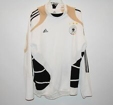 Adidas Germany Soccer Training Shirt Jersey top warm up Team Mens xl