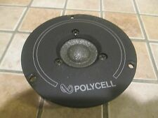 INFINITY 902-2624 67099 873TND POLYCELL DOME TWEETER SPEAKER XLNT!! PRICED LOW!!