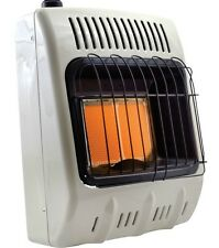Ventless Propane Heaters Radiant Propane Portable Heater 10,000 BTU White
