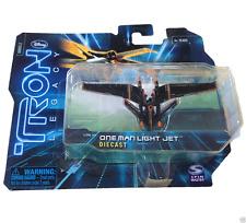 Disney Tron Legacy Diecast One Man Light Jet Action Figure