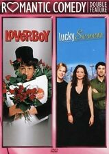 LOVERBOY + LUCKY SEVEN New 2 DVD Romantic Comedy Double Feature Patrick Dempsey