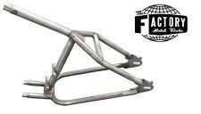 FACTORY METAL WORKS WELD ON 82-03 HARLEY SPORTSTER HARDTAIL FRAME CHOPPER BOBBER