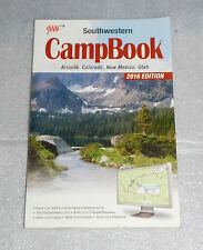 2010 AAA Southwestern Tour Book Travel Maps Hotels Restaurants Attractions