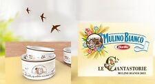 1 coppia ciotoline cantastorie Mulino Bianco - 2013