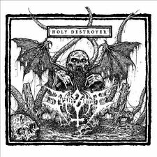 FETID ZOMBIE - Holy Destroyer (Comes with Patch,, pin & booklet!) CD