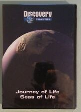 the discovery channel  JOURNEY OF LIFE - SEAS OF LIFE     DVD NEW