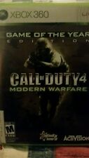 Call of Duty 4: Modern Warfare [Game Of The Year Edition]  (Xbox 360)