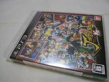 USED PS3 J Stars Victory Vs. Japanese Version. Airmail. 10-14 days to USA.