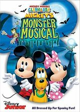 NEW Mickey Mouse Clubhouse: Mickey's Monster Musical (DVD)