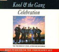 KOOL & THE GANG - Celebration (SAW REMIX '88) CDM 3TR 1988 DISCO / PWL RARE!