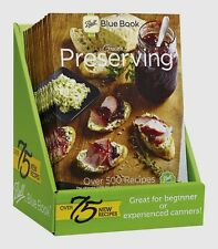 New! 37th ed BALL Blue Book Guide to Preserving CANNING Cooking Over 500 Recipes