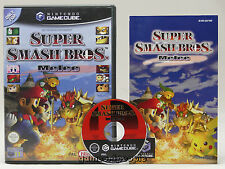 Super smash bros. MELEE-top action avec Mario pour Nintendo Gamecube