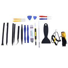 20in1 Precise Professional Cell Phone Openning Tools Front LCD Screen Repair Kit