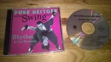 CD jazz Duke Heitger Swing Band-Rhythm is our business (16) canzone FANTASY ZYX