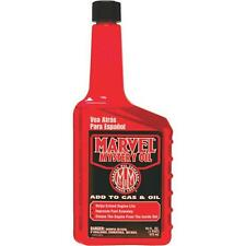 3 Pk Marvel Mystery Oil Gas Treatment Lubricant 1 Pint MM12R