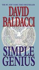 Simple Genius King & Maxwell Series - Baldacci, David - Mass Market Paperback