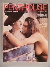 Penthouse Magazine - UK Edition - V4 #11 - 1969 -- British Edition