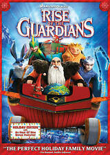 Rise of the Guardians by Chris Pine, Alec Baldwin, Jude Law, Isla Fisher, Hugh