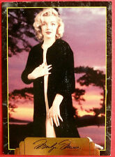 """Sports Time Inc."" MARILYN MONROE Card # 171 individual card, issued in 1995"